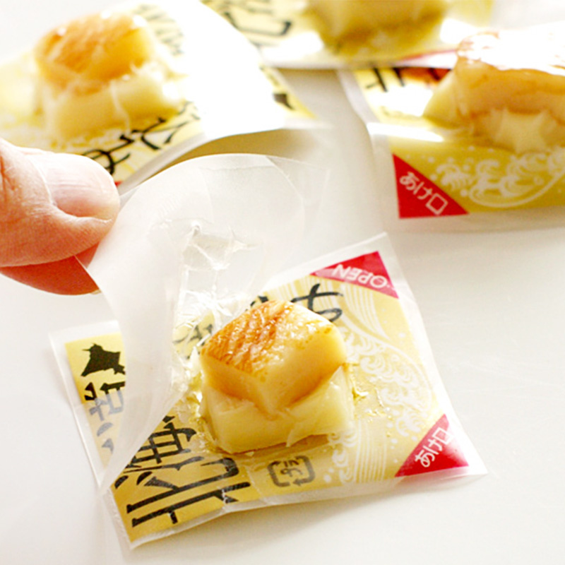 日本【山榮食品】北海道 獨立包裝 一口芝士帆立貝 120g【市集世界 - 日本市集】