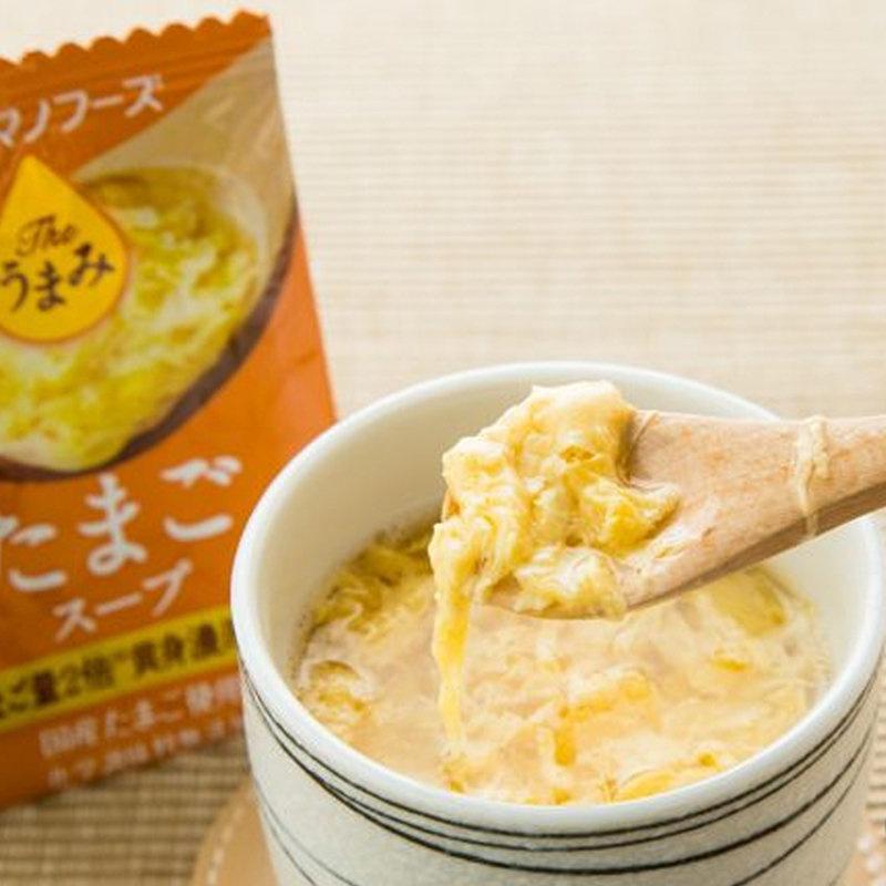 日本【天野食品】即食蛋花湯 (5包裝)【市集世界 - 日本市集】