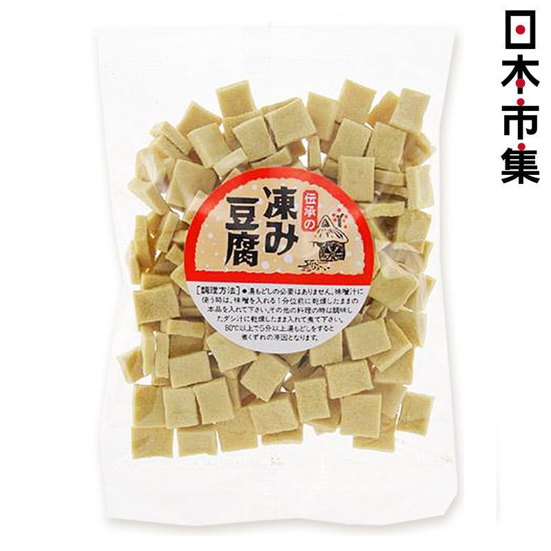 日本【信濃雪】切片冷豆腐乾 60g【市集世界 - 日本市集】