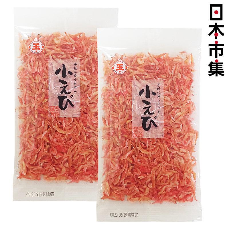 日本玉鈴 獨特風味 料理用小蝦米 15g (2件裝)【市集世界 - 日本市集】