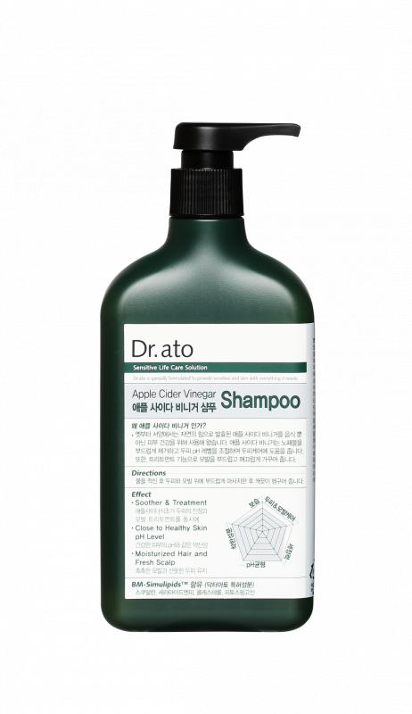 Dr. Ato 蘋果醋洗髮水 310毫升