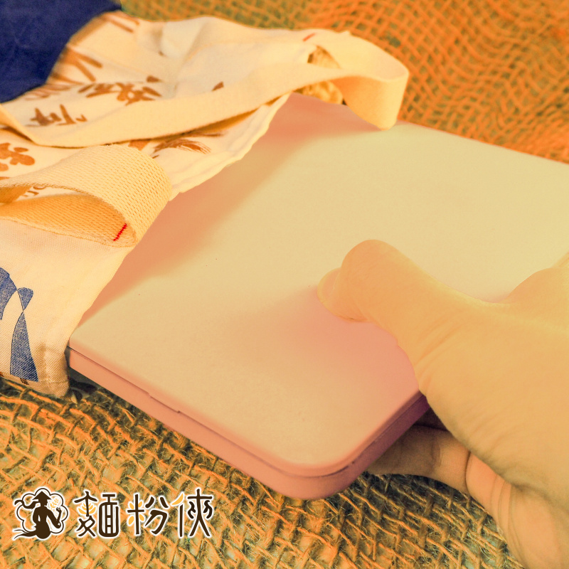 麵粉俠 拼布電腦袋