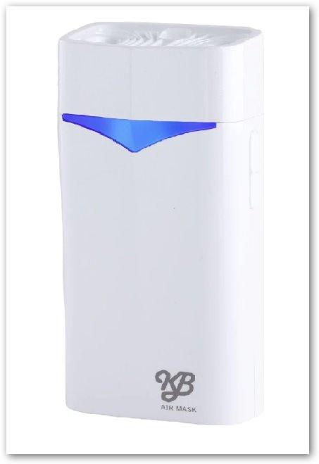 KB Air Mask 隨身空氣清淨機 [4色]