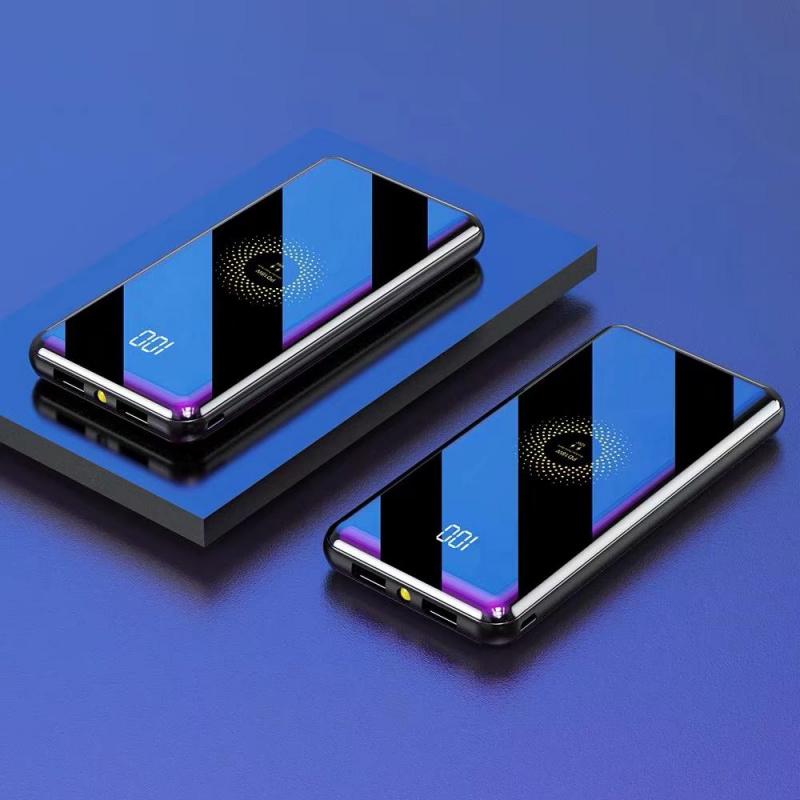 ATTIENNO Grand Wireless Pro. 10W Wireless + PD+QC Power Bank 10000mAh