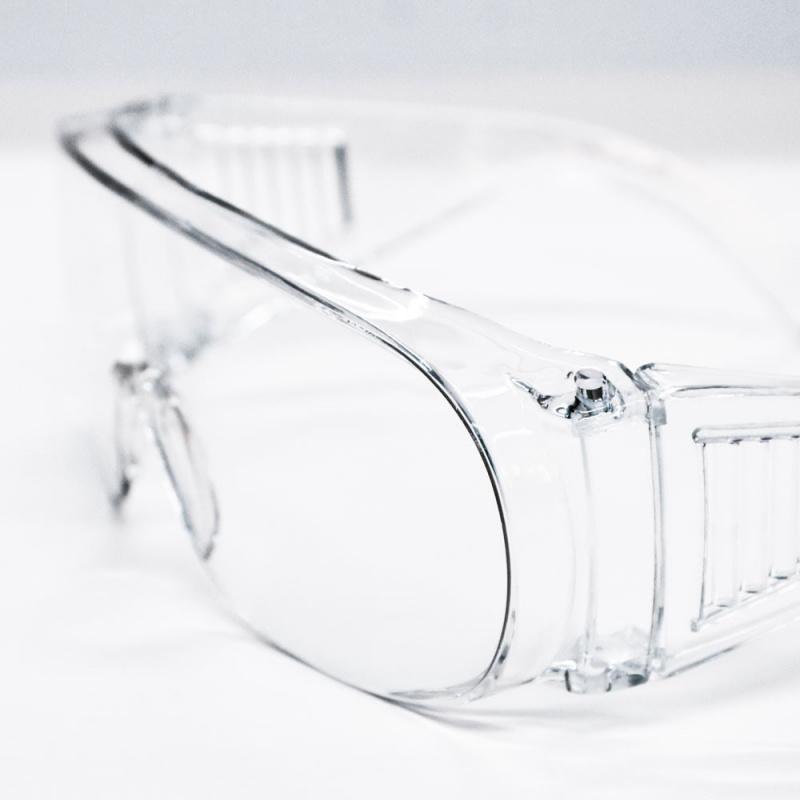 TRITON 台灣製防飛沫防霧抗UV護目鏡 Safety Eyewear