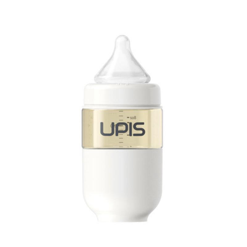 UPIS 高級PPSU奶樽 LL (180ml, 白色)
