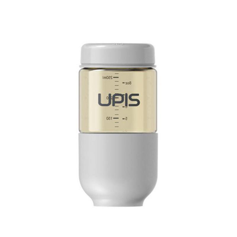 UPIS 高級PPSU水樽 (260ml, 灰色)