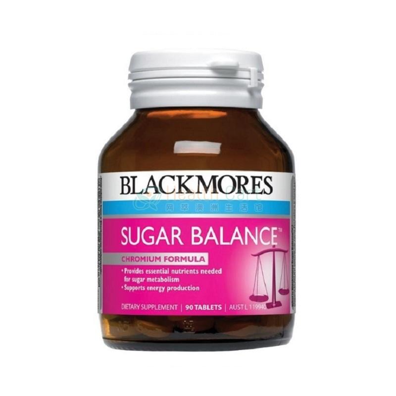 blackmores 血糖平衡片 90粒裝