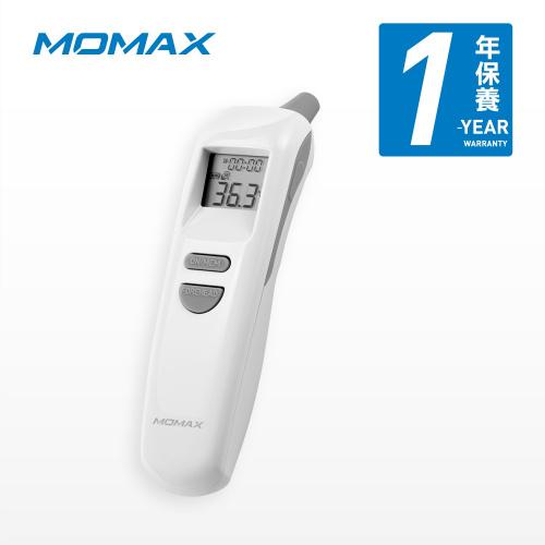 MOMAX 1-Health2 2合1 紅外線溫度計 HL2