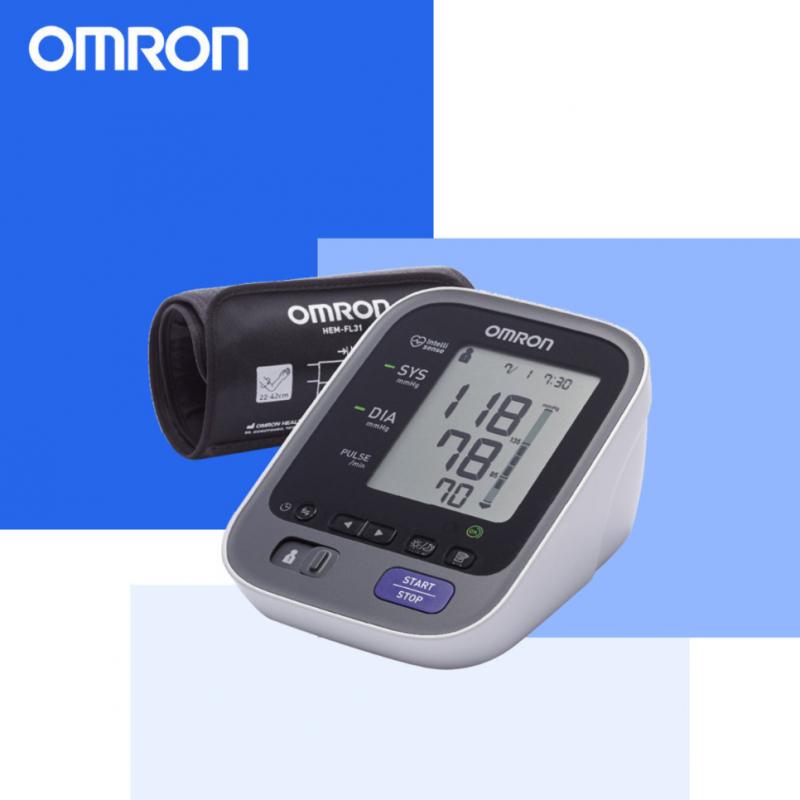 OMRON - 藍牙智慧手臂式血壓計 - HEM-7322T-E (M7)