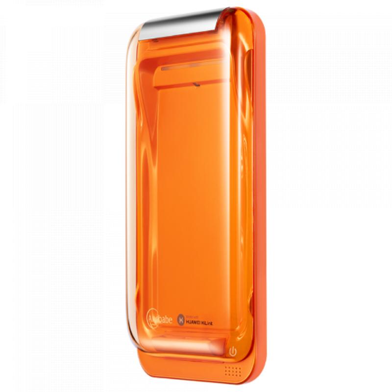 華為Huawei - HiLink Ansbabe 醫療級手機消毒盒 + QI認證無線充電