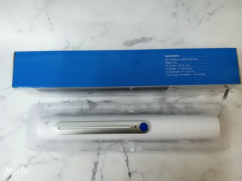 防疫產品-VITA UV-C 消毒殺菌棒