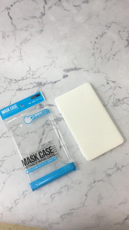 防疫產品-口罩收納盒(1個)