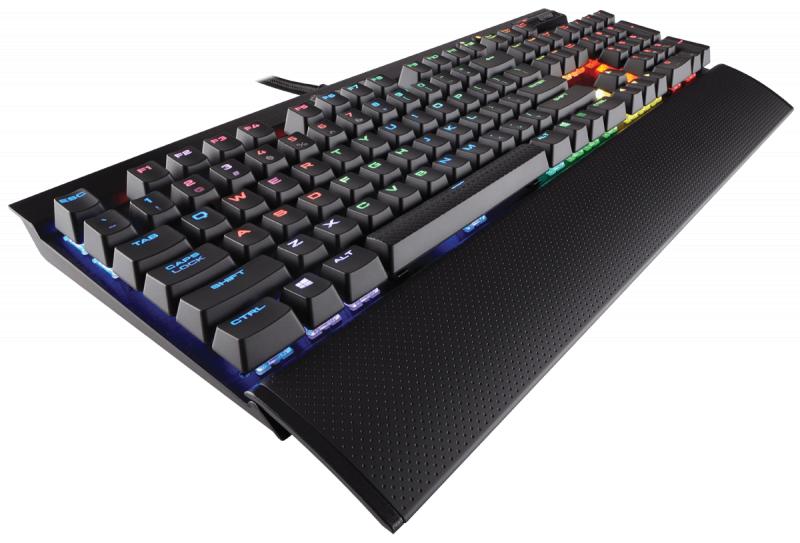 Corsair K70 LUX RGB (青軸)