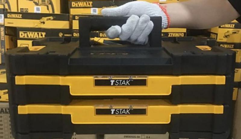 Dewalt美國得偉Tstak系列堆層疊工具箱,以色列製造, 全新貨Dewalt正貨