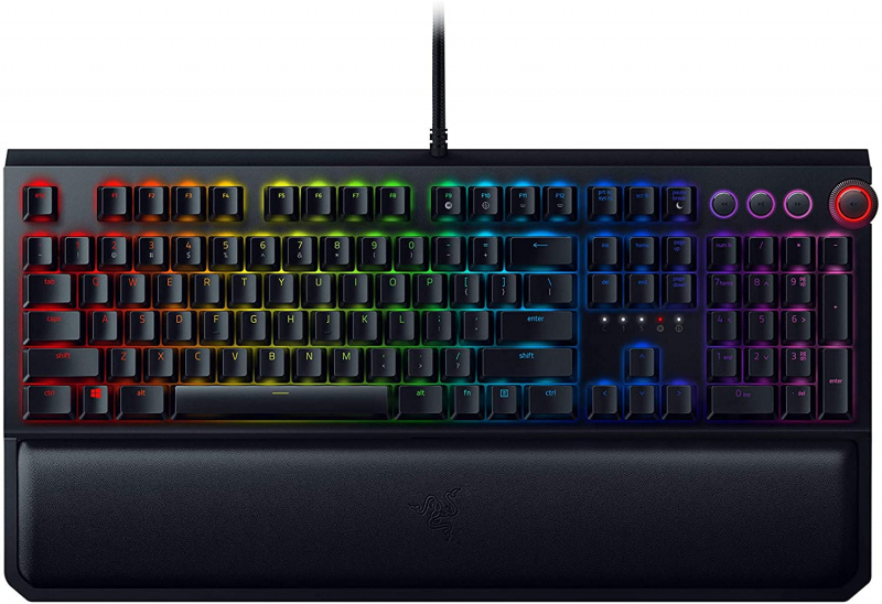 Razer Blackwidow Elite 機械鍵盤