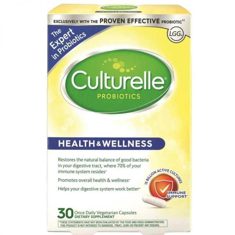 Culturelle 康萃樂成人益生菌– 提高免疫力 30粒裝