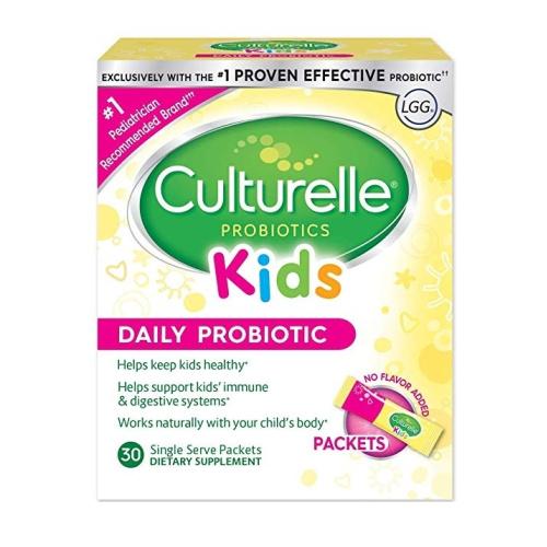 Culturelle 康萃樂益生菌 嬰幼兒童LGG益生菌 30包