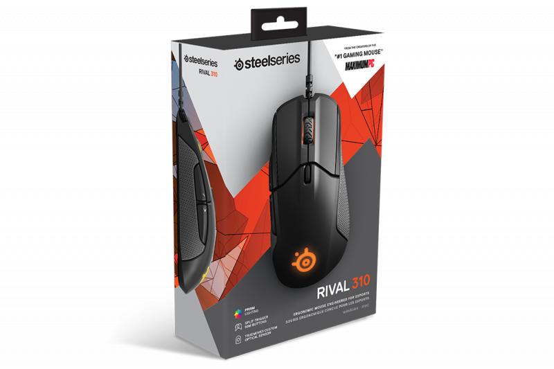 Steelseries Rival 310 電競滑鼠