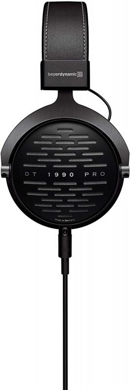 Beyerdynamic DT 1990 Pro-Open-Back Studio Reference Headphones 黑色