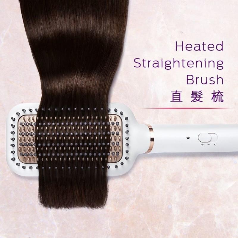 PHILIPS StyleCare 自動捲髮器及加熱直髮梳 BHH888/03