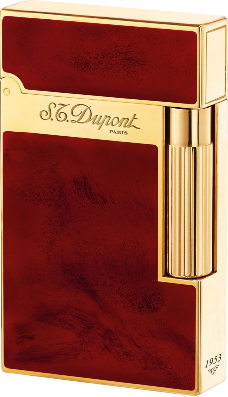 ST Dupont Lighter 都彭 打火機官方專賣店 香港行貨 ( 購買前 請先Whatsapp:94966959查詢庫存 ) - LIGNE 2 - ATELIER mode : 016133