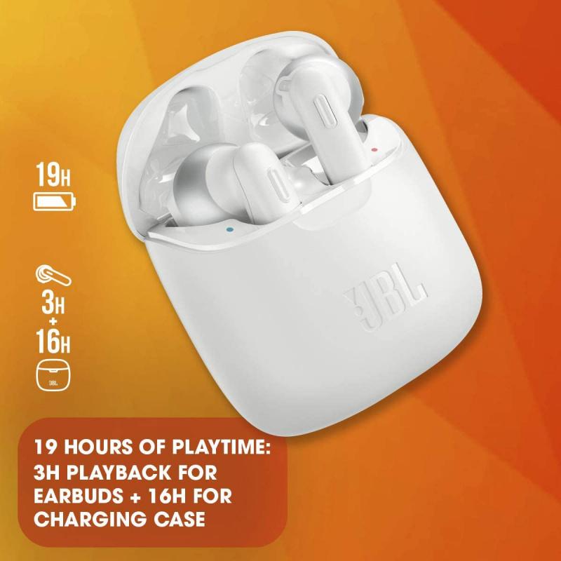 JBL Tune 220 TWS 真無線藍牙耳機