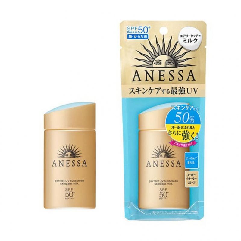 Shiseido 資生堂 ANESSA 安耐曬 美肌UV防曬霜 SPF50+ 60ml