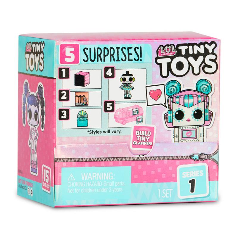 LOL Surprise! Tiny Toys 驚喜迷你玩具-香港行貨