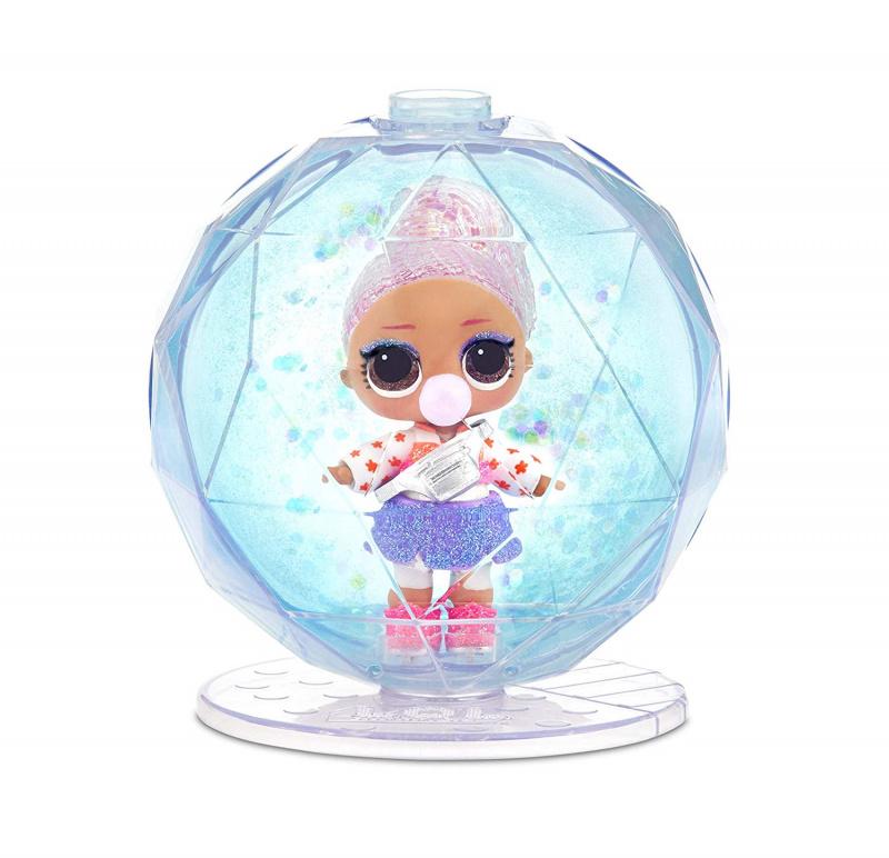 LOL Surprise 水晶球系列驚喜魅力閃亮娃娃-香港行貨