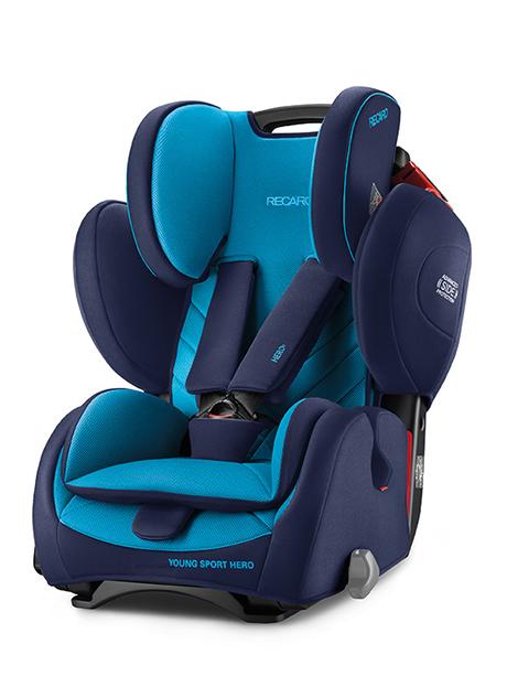 RECARO Young Sport Hero成長型汽車安全座椅