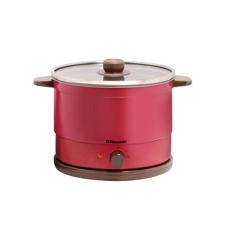 樂信 - RSC-B18R 多層蒸煮美食鍋1.5L (香港行貨)