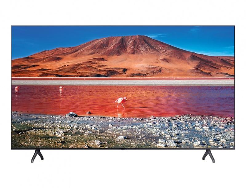 "Samsung 55"" TU7000 Crystal UHD 4K TV (2020) UA55TU7000JXZK"