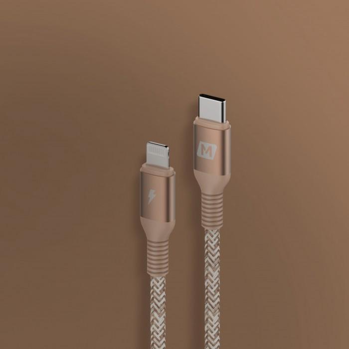 MOMAX Elite Link Lightning 至 Type-C 連接線 (1.2米) DL31