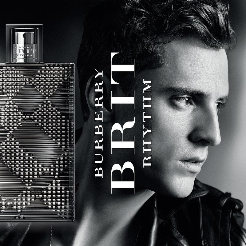 Burberry Brit Rhythm For Men EDT 風格搖滾男性淡香水 90ml
