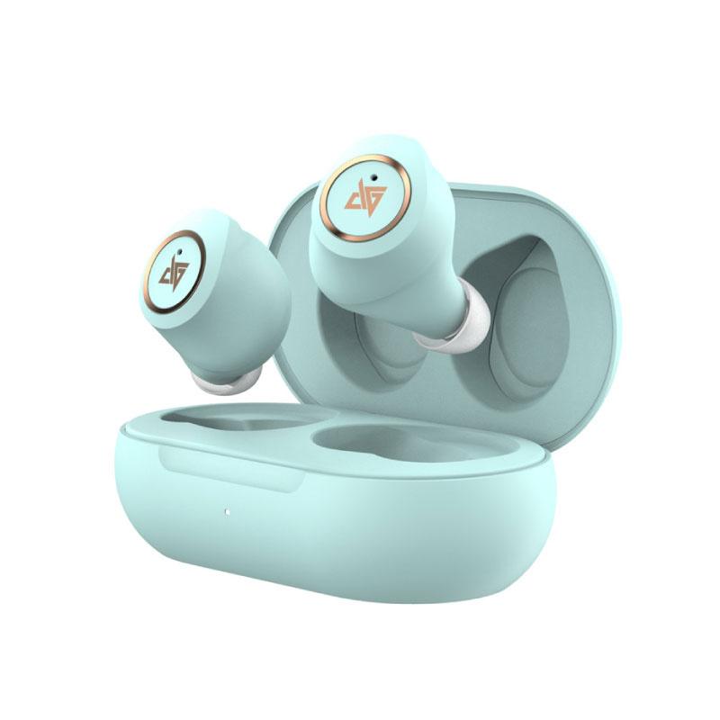 Auglamour AT200真無線雙動圈IPX5藍牙耳機 4色