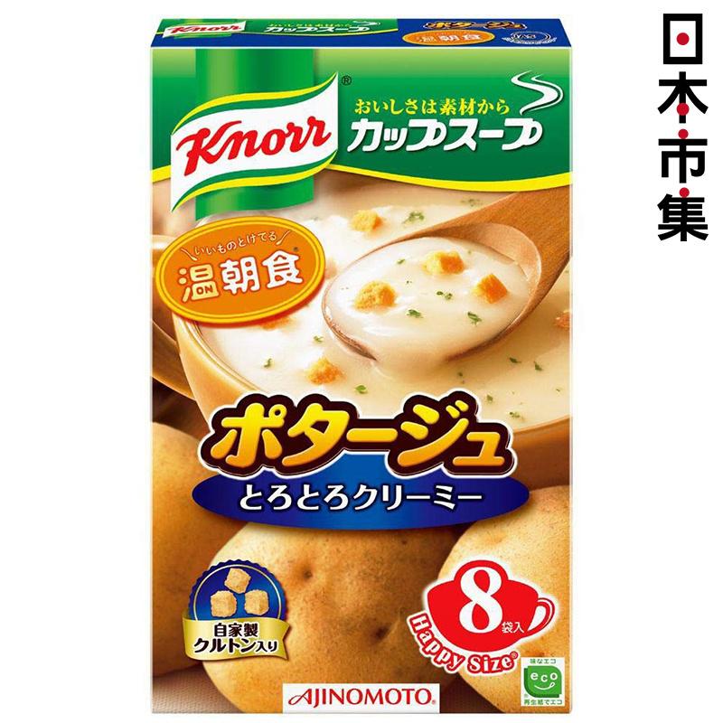 日版家樂牌洋蔥薯仔麵包糠忌廉湯 8包裝【市集世界 - 日本市集】