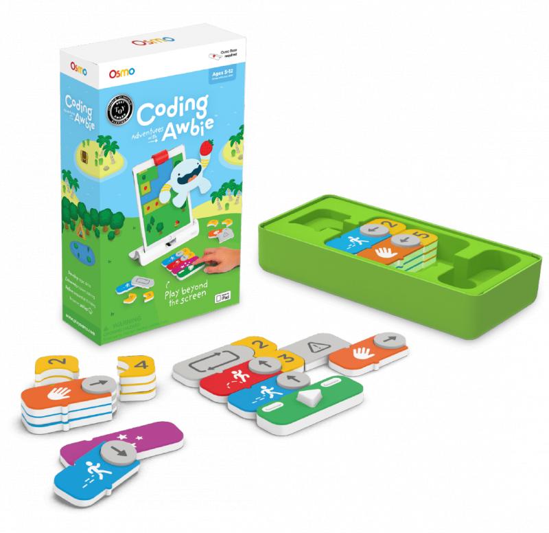 OSMO - Coding Awbie 遊戲系統