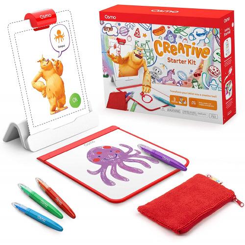 OSMO - Creative Starter Kit - iPad 專用遊戲系統 繪畫遊戲