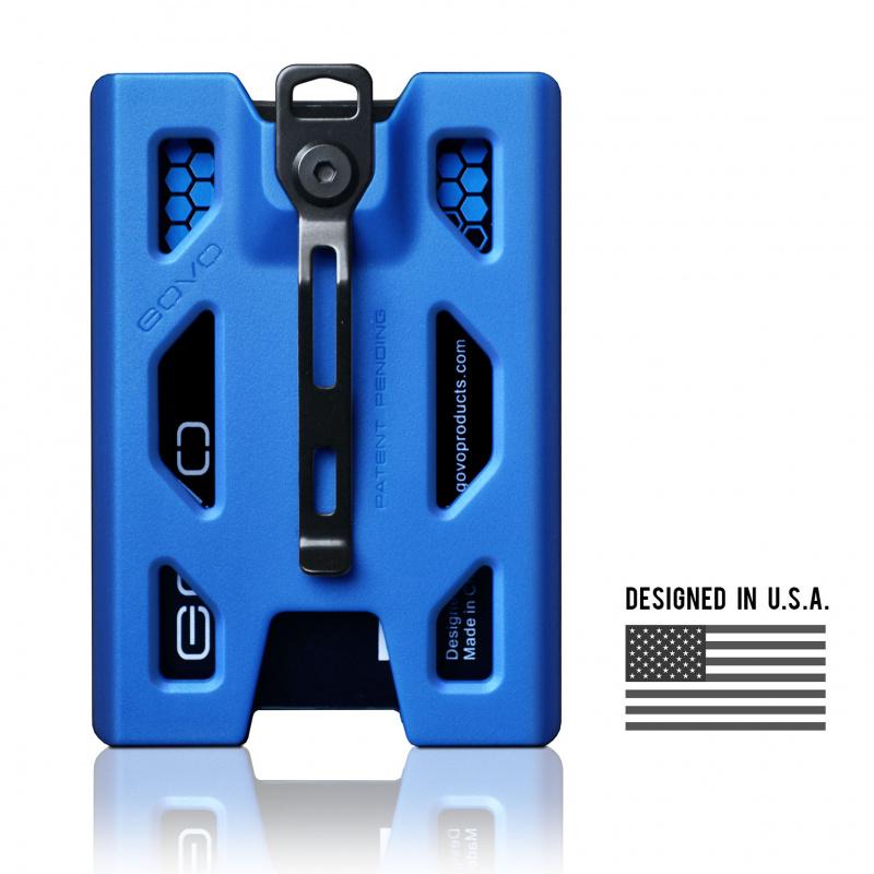 GOVO 美國聚碳酸酯證件卡片夾 [3色]