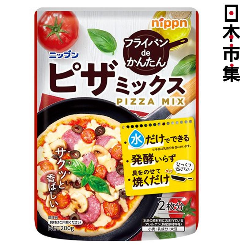 日版 日本製粉世紀品牌 Pizza披薩 輕鬆烘焙預拌粉 200g【市集世界 - 日本市集】