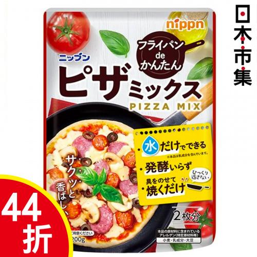 日版 日本製粉世紀品牌 Pizza披薩 輕鬆烘焙預拌粉 200g