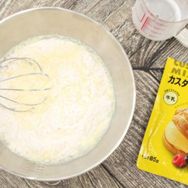 日版 日本製粉世紀品牌 吉士奶油 輕鬆自製預拌粉 85g【市集世界 - 日本市集】