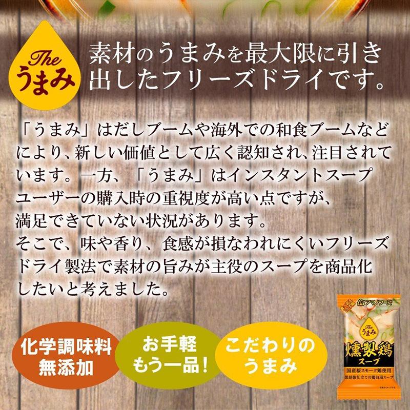 日本【天野食品】燻製鶏 鮮味湯 (5包裝)【市集世界 - 日本市集】