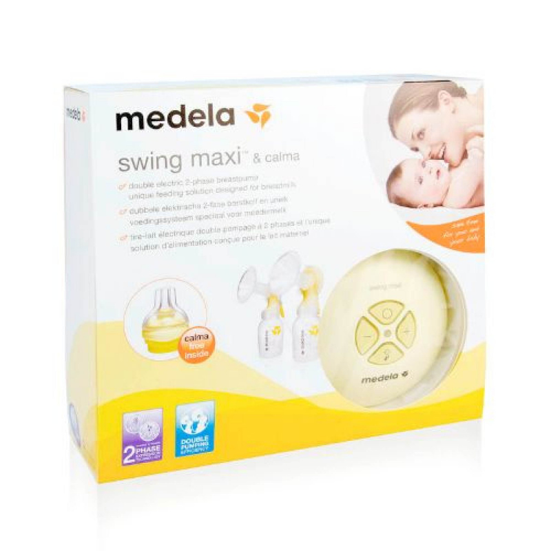 Medela 美德牌 Swing Maxi Breast Pump 思韻型電動雙泵