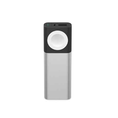 6,700 mAh Apple Watch + iPhone 行動充電器