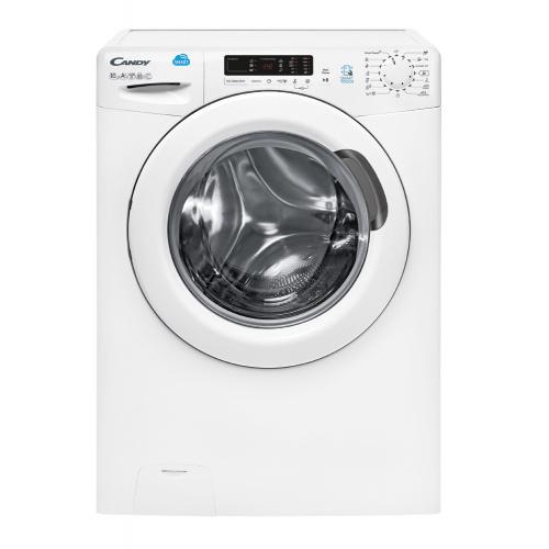 Candy金鼎 前置式洗衣機 (CS14102D3-S) [送清洗護理產品]