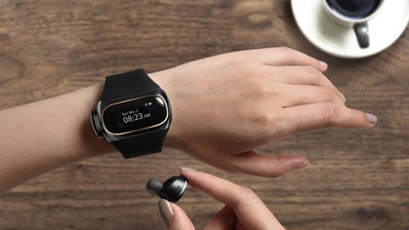 Wearbuds 二合一真無線藍牙耳機智能運動手錶