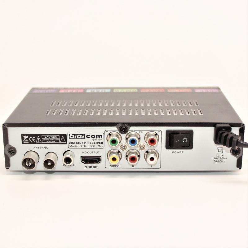 DTR-3366RM (BIAICOM)