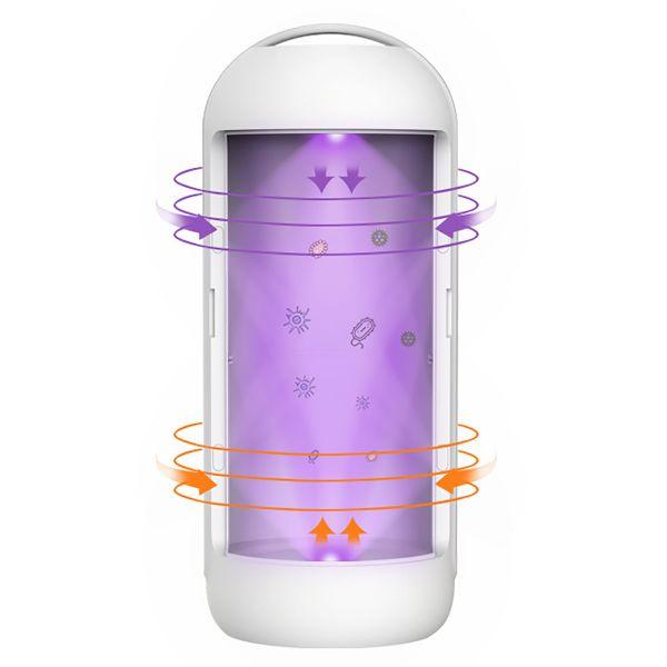 MAHATON 可攜式UVC紫外線殺菌器